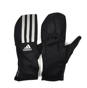 ADIDAS RUNING CLIMAPROOF COVERTIBLE GLOVES rękawiczki do biegania