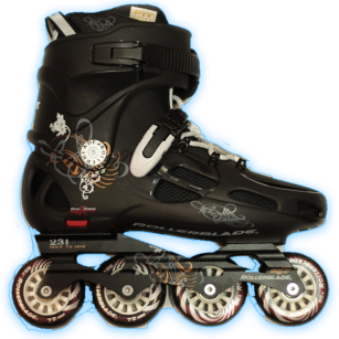 Rolki Rollerblade Twister 72mm