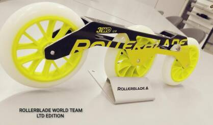 Płoza Rollerblade 3WD World Team