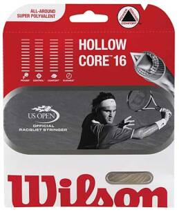 Wilson Hollow Core 16 ( 1.33mm ) - Naciąg tenisowy
