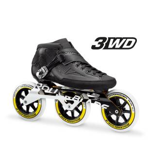 POWERBLADE Rollerblade PRO 125 3WD