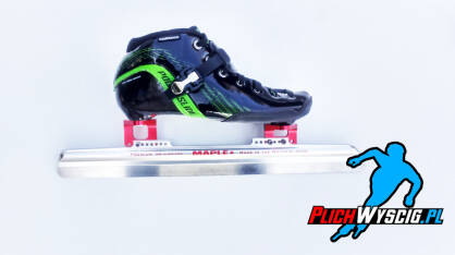POWERSLIDE VISION GREEN SHORT TRACK