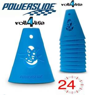 Kubeczki do Freestyle Powerslide Cones 10szt