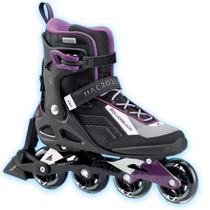 Rolki Rollerblade MACROBLADE 80 ABT W
