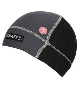 Craft Active Extreme WS Scull Heat- czapka Wind Stopper
