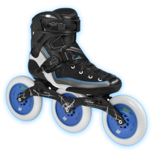 Rolki Powerslide Grand Prix  Carbon