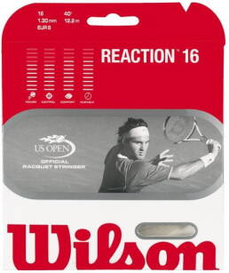Wilson Reaction 16 ( 1.30mm ) - Naciąg tenisowy
