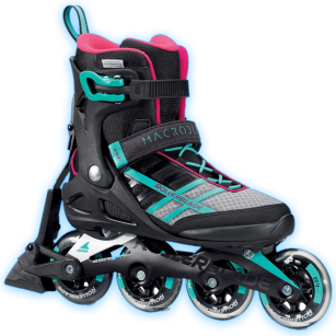 Rolki Rollerblade MACROBLADE 84 ABT W