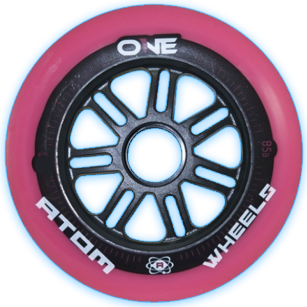 ATOM ONE Pink 84mm ( 8szt )